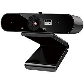 SUNEAST サンイースト SEW12-2K370PS ウェブカメラ マイク内蔵 ブラック [有線]