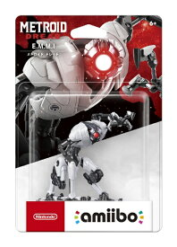 【2021年10月08日発売】 任天堂 Nintendo amiibo E.M.M.I.【メトロイド ドレッド】(メトロイドシリーズ)