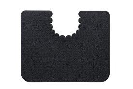 サンコー THANKO 業務用床汚れ防止マット5枚組 ブラック KX-12