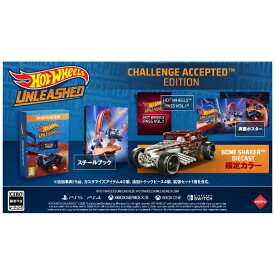 KochMedia Hot Wheels Unleashed- Challenge Accepted Edition【PS5】 【代金引換配送不可】
