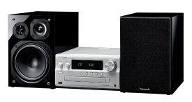パナソニック Panasonic ミニコンポ シルバー SC-PMX900-S [Wi-Fi対応 /ワイドFM対応 /Bluetooth対応 /ハイレゾ対応]