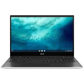 ASUS エイスース ノートパソコン Chromebook Flip CX5 ホワイト CX5500FEA-E60082 [15.6型 /intel Core i5 /メモリ:8GB /SSD:256GB /2021年6月モデル]