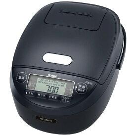 タイガー TIGER 炊飯器 モーブブラック JPK-T180KV [1升 /圧力IH]