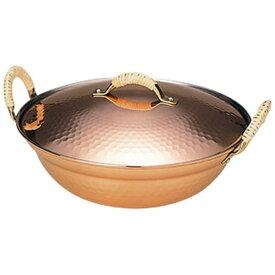 砺波商店 Tonami Shouten 銅製槌目入れ寄せ鍋 S-1055M 41270