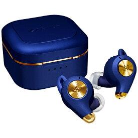 【2021年7月下旬】 AVIOT アビオット フルワイヤレスイヤホン Lapis Blue TE-D01q-BL [リモコン・マイク対応 /ワイヤレス(左右分離) /Bluetooth /ノイズキャンセリング対応]