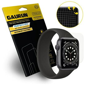 SPIGEN シュピゲン Apple Watch 6/SE/5/4 Real Curved Fit (40mm) GAURUN