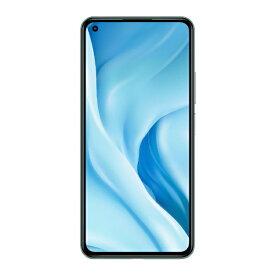 Xiaomi シャオミ 【おサイフケータイ】Xiaomi Mi 11 Lite 5G ミントグリーン「Mi11Lite5G-MintGreen」Snapdragon 780 6.55型 メモリ/ストレージ: 6GB/128GB nanoSIM×2 DSDV対応ドコモ / au / ソフトバンクSIM対応 SIMフリースマートフォン【rbsp2107】