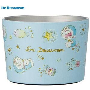 スケーター Skater ミニカップ用真空ステンレスアイスクリームカップ I'm Doraemon きらきらパステル STIC1 [120ml]