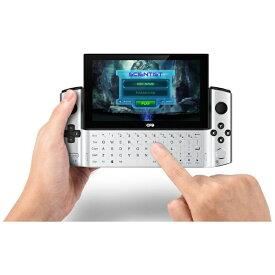 GPD ジーピーディー ゲーミングノートパソコン WIN 3(1165G7 Black&Silver) ブラック/シルバー [5.5型 /intel Core i7 /メモリ:16GB /SSD:1TB /2021年6月モデル]
