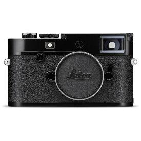 ライカ Leica ライカM10-R ブラックペイント レンジファインダーカメラ 20062 [ボディ単体]