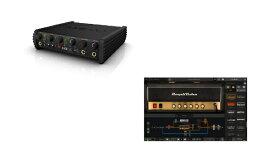 IKMULTIMEDIA アイ・ケー・マルチメディア 〔ギター用オーディオインターフェース+アンプシミュレーター〕AXE I/O Solo + AmpliTube 5 Max Bundle