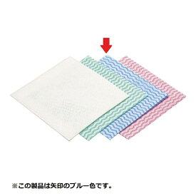 尚美堂 SHOBIDO フジ スーパーワイプクロス 30cm角(100枚入) ブルー <JWI0903>