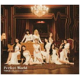 ソニーミュージックマーケティング TWICE/ Perfect World 初回限定盤A【CD】 【代金引換配送不可】