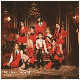 ソニーミュージックマーケティング TWICE/ Perfect World 通常盤【CD】 【代金引換配送不可】