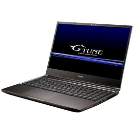 マウスコンピュータ MouseComputer ゲーミングノートパソコン G-Tune GT-GNIDWG7R37 [15.6型 /intel Core i7 /メモリ:16GB /SSD:1TB]