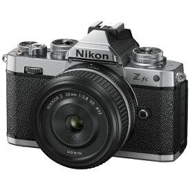 【発売日未定】 ニコン Nikon Nikon Z fc ミラーレス一眼カメラ 28mm f/2.8 Special Edition キット [単焦点レンズ]【発売日以降お届け】【point_rb】
