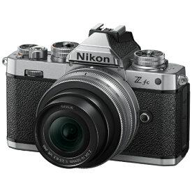ニコン Nikon Nikon Z fc ミラーレス一眼カメラ 16-50 VR SL レンズキット [ズームレンズ](発売日以降のお届け)