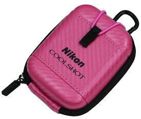 ニコン Nikon COOLSHOT用ケース(ピンク)CS-CS1PK