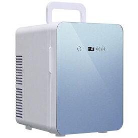 ベルソス VERSOS VS-409-BU 9L ダブルペルチェ冷温庫 BLUE