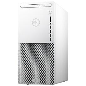 DELL デル デスクトップパソコン XPS8940 ホワイト DX80VR-BNLC [モニター無し /intel Core i7 /メモリ:16GB /HDD:1TB /SSD:512GB /2021夏モデル]