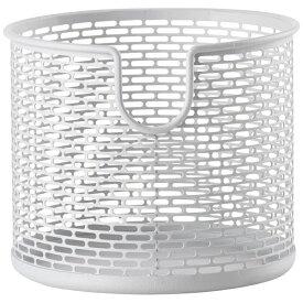 ゾーン ZONE メタルバスケット 10cm INU ホワイト 10573