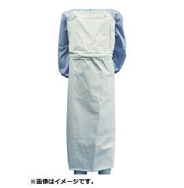 新日本ケミカルオーナメント工業 Shin Nihon Chemical Ornament ワンタッチウレタン胸付前掛 K型 ホワイト <SWV0202>