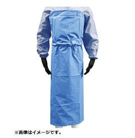 新日本ケミカルオーナメント工業 Shin Nihon Chemical Ornament ワンタッチウレタン胸付前掛 K型 ブルー <SWV0201>