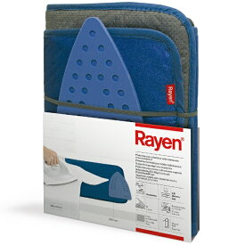 アントレックス entrex Rayen アイロンプロテクターダブルフォーム&シリコンベース ネイビー 126669