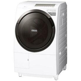 日立 HITACHI ドラム式洗濯機 BD-SG100GL-W [洗濯10.0kg /乾燥6.0kg /ヒーター乾燥(水冷・除湿タイプ) /左開き][ドラム式 洗濯機 10kg]
