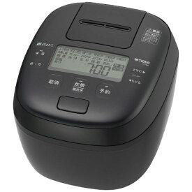 タイガー TIGER 炊飯器 ブラック JPI-BK10K [5.5合 /圧力IH]【point_rb】