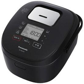 パナソニック Panasonic 炊飯器 ブラック SR-HBA101-K [5.5合 /IH]