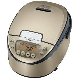 タイガー TIGER 炊飯器 シャンパンゴールド JPW-A180NP [1升 /IH]