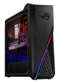 ASUS エイスース ゲーミングデスクトップパソコン ROG Strix GA15 (G15DK) ブラック G15DK-R75R3070E [モニター無し /AMD Ryzen7 /メモリ:16GB /SSD:512GB /2021年7月モデル]