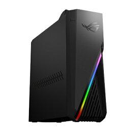 ASUS エイスース ゲーミングデスクトップパソコン ROG Strix GA15 (G15DK) ブラック G15DK-R75G1660TE [モニター無し /AMD Ryzen7 /メモリ:16GB /SSD:512GB /2021年7月モデル]