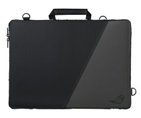 ASUS エイスース ノートパソコン対応[〜15.6インチ] PCバッグ ROG Ranger Carry Sleeve 15.6 ブラック ROG_15SLEEVE