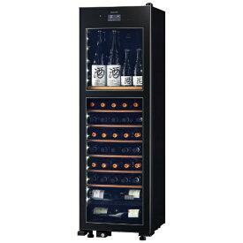 さくら製作所 SAKURA WORKS 氷温冷蔵機能付き 日本酒&ワインセラー 氷温 M2シリーズ 黒 LX63DM2Z-RH-B [63本 /右開き]《基本設置料金セット》