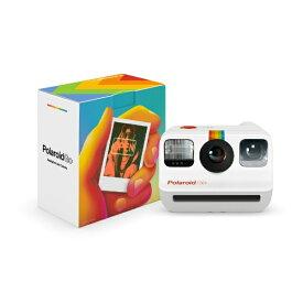 Polaroid Polaroid Go Analog Instant Camera - White Polaroid【2111_cpn】