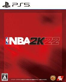 【2021年09月10日発売】 テイクツー・インタラクティブ Take-Two Interactive 【早期購入特典付き】NBA 2K22【PS5】 【代金引換配送不可】