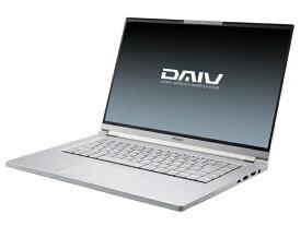 マウスコンピュータ MouseComputer DA-15DAIDGD7G16T ノートパソコン DAIV [15.6型 /intel Core i7 /メモリ:32GB /SSD:1TB /2021年7月モデル]