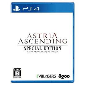 【2021年10月07日発売】 3GOO サングー アストリア アセンディング スペシャルエディション【PS4】 【代金引換配送不可】