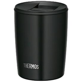 サーモス THERMOS 真空断熱タンブラー ブラック JDP-300-BK [300ml]