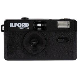 ILFORD Japan イルフォードジャパン 〔フィルムカメラ〕スプライト35-II ブラック 432990【2111_cpn】