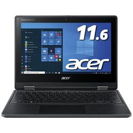 ACER エイサー TMB311R-31-F14P2 ノートパソコン Spin B3 シェールブラック [11.6型 /intel Celeron /メモリ:4GB /eMMC:64GB /2021年7月モデル]