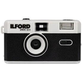 ILFORD Japan イルフォードジャパン 〔フィルムカメラ〕スプライト35-II シルバー 432991