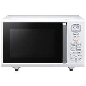 東芝 TOSHIBA オーブンレンジ ホワイト ER-W16-W [16L]