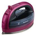 パナソニック Panasonic コードレススチームアイロン CaRuru(カルル) ピンク NI-WL706-P [ハンガーショット機能付き]