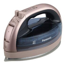パナソニック Panasonic コードレススチームアイロン CaRuru(カルル) ピンクゴールド NI-WL606-PN [ハンガーショット機能付き]