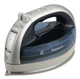 パナソニック Panasonic コードレススチームアイロン CaRuru(カルル) シルバー NI-WL606-S [ハンガーショット機能付き]