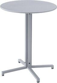 東谷 AZUMAYA テーブルサークル(グレー/W60×D60×H73cm) PT330GY【キャンセル・返品不可】