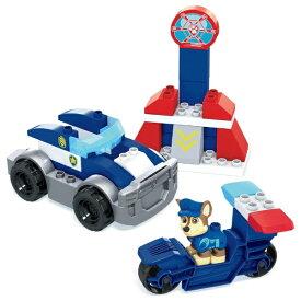 マテル Mattel メガブロック GYJ00 パウ・パトロール ザ・ムービー チェイス スーパーポリスカー